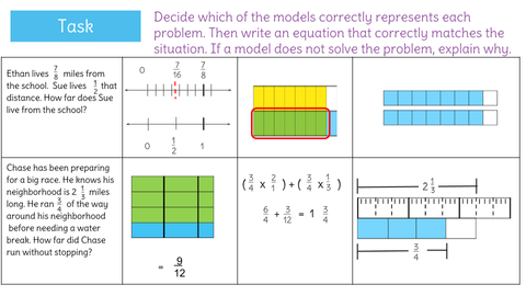 Solve real-world problems involving multiplication of