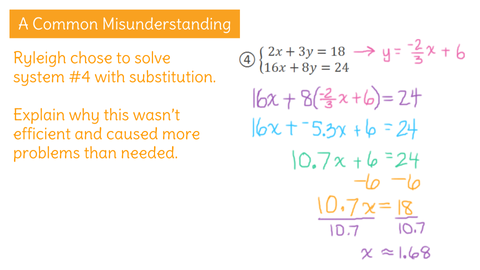 Top Five Solve 2x Y=6 By Substitution - Circus